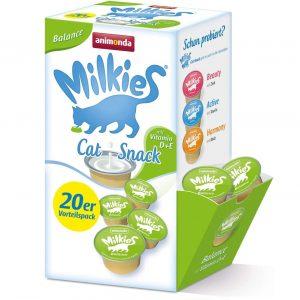animonda Milkies, Katzenmilch portioniert
