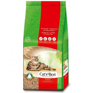 Cats Best Original Katzenstreu, 40 Liter