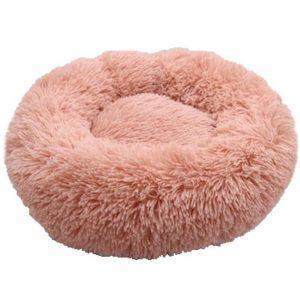 Vivi Bear Hundekissen, Katzenkissen, rund, Hund, extra weich, bequem und niedlich, Kissen für Katzenbett, waschbar, Kissen für Katzen und kleine Hunde